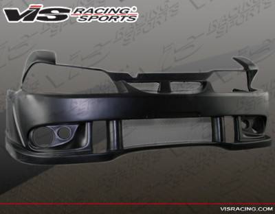 VIS Racing - Ford Mustang VIS Racing ZD Front Bumper - 87FDMUS2DZD-001