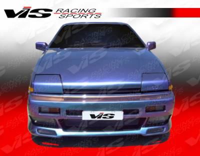 VIS Racing - Nissan Pulsar VIS Racing J Speed Front Bumper - 87NSPUL2DJSP-001