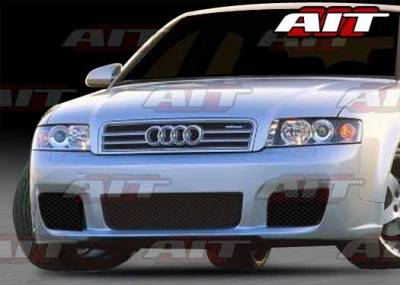 AIT Racing - Audi A4 AIT Corsa Style Front Bumper - A402HICORFB4