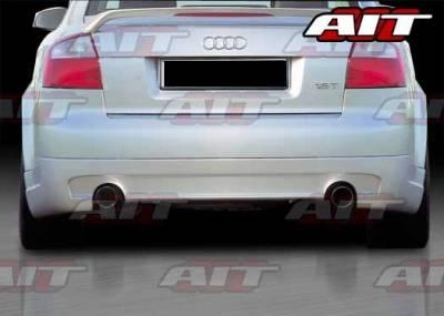 AIT Racing - Audi A4 AIT Corsa Style Rear Apron - A402HICORRS4