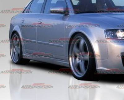 AIT Racing - Audi A4 AIT Racing Corsa Style Side Skirts - A402HICORSS