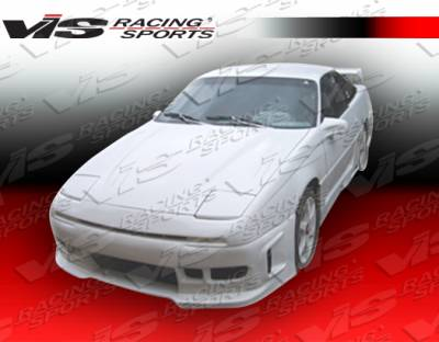 VIS Racing - Ford Probe VIS Racing Z1 boxer Front Bumper - 89FDPRO2DZ1-001