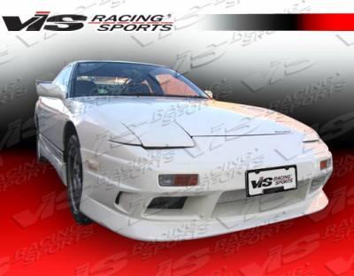 VIS Racing - Nissan 240SX VIS Racing G Speed Front Bumper - 89NS2402DGSP-001