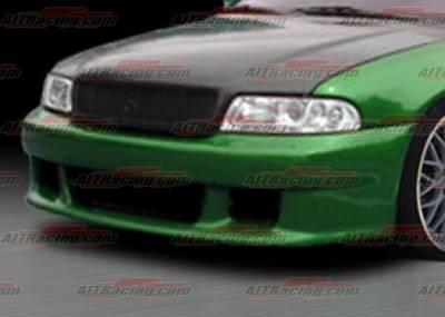 AIT Racing - Audi A4 AIT Racing AV Style Front Bumper - A496HIAVSFB