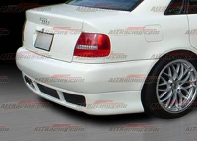 AIT Racing - Audi A4 AIT Racing RS4 Style Rear Bumper - A496HIAVSRB4