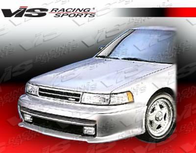 VIS Racing - Nissan Maxima VIS Racing Kombat Front Bumper - 89NSMAX4DKOM-001
