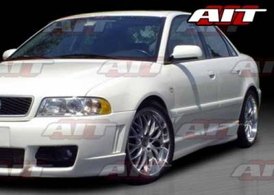 AIT Racing - Audi A4 AIT RS4 Style Side Skirts - A496HIRS4SS