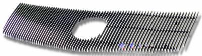 APS - Cadillac Escalade APS Billet Grille - Logo Opening - Upper - Aluminum - A65770V