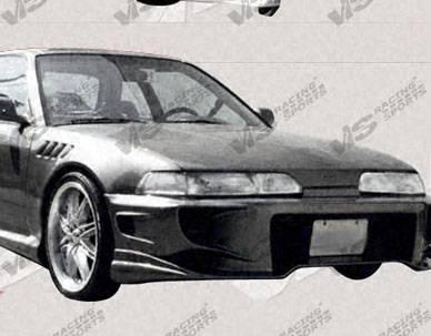 VIS Racing - Acura Integra VIS Racing Invader Front Bumper - 90ACINT2DINV-001