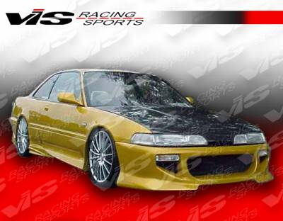 VIS Racing - Acura Integra 2DR VIS Racing J Speed Front Bumper - 90ACINT2DJSP-001
