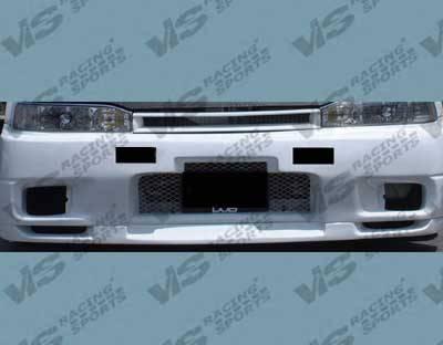 VIS Racing - Acura Integra VIS Racing Omega Front Bumper - 90ACINT2DOMA-001