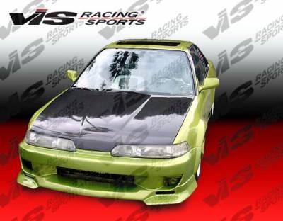 VIS Racing - Acura Integra VIS Racing Strada F1 Front Bumper - 90ACINT2DSF1-001