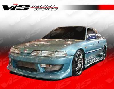 VIS Racing - Acura Integra VIS Racing V Speed Front Bumper - 90ACINT2DVSP-001