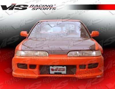 VIS Racing - Acura Integra VIS Racing Z1 boxer Front Bumper - 90ACINT2DZ1-001