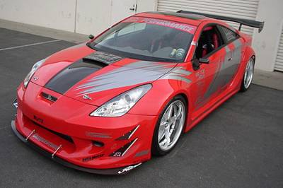 APR - Toyota Celica APR Wide Body Aero Kit - AB-300000