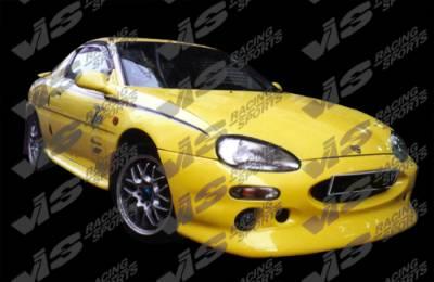 VIS Racing - Mazda MX3 VIS Racing Magnum Front Bumper - 90MZMX32DMAG-001
