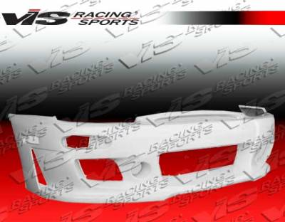 VIS Racing - Mazda MX3 VIS Racing TSC-3 Front Bumper - 90MZMX32DTSC3-001