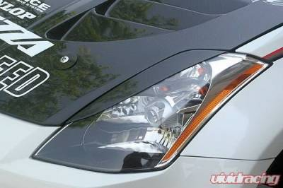 Chargespeed - Nissan 350Z Chargespeed Eye Brows