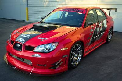 APR - Subaru Impreza APR SS GT Wide Body Aero Kit - AB-860600