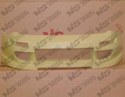 VIS Racing - Nissan 300Z VIS Racing Blaze Front Bumper - 90NS3002DBD-001