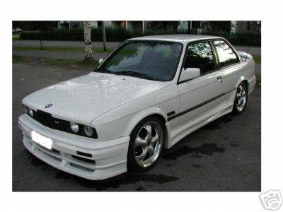 Custom - E30 GTS Reeger Style Front Bumper