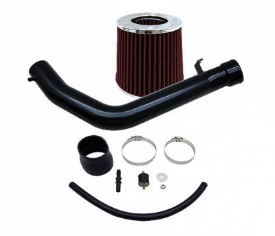 4 Car Option - Acura TL 4 Car Option Cold Air Intake - AFPC-ATL04-BK