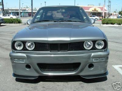 Custom - E30 E46 M3 CSL LOOK Front Bumper