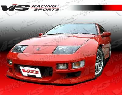 VIS Racing - Nissan 300Z VIS Racing Terminator Front Bumper - 90NS3002DTM-001