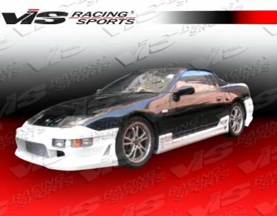 VIS Racing - Nissan 300Z VIS Racing Tracer Front Bumper - 90NS3002DTRA-001