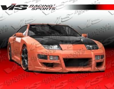 VIS Racing - Nissan 300Z VIS Racing Viper Front Bumper - 90NS3002DVR-001