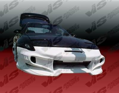 VIS Racing - Toyota Celica VIS Racing Invader-2 Front Bumper - 90TYCEL2DINV2-001