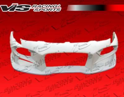 VIS Racing - Toyota Celica VIS Racing Invader-3 Front Bumper - 90TYCEL2DINV3-001