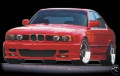 Custom - E34 SHIELD Style Front Bumper