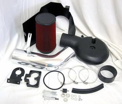4 Car Option - Dodge Durango 4 Car Option Cold Air Intake - AFS-DG200