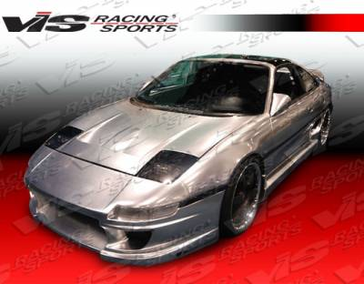 VIS Racing - Toyota MR2 VIS Racing Blaze Front Bumper - 90TYMR22DBD-001