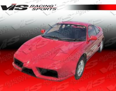 VIS Racing. - Toyota MR2 VIS Racing Enzo Front Bumper - 90TYMR22DENZ-001
