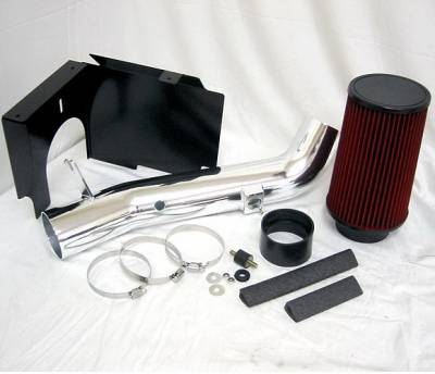 4 Car Option - Ford Mustang 4 Car Option Cold Air Intake - AFS-FD103