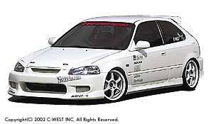 C-West - Kouki Front Bumper