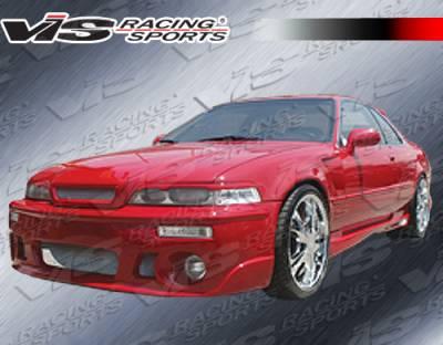 VIS Racing - Acura Legend 2DR VIS Racing EVO Front Bumper - 91ACLEG2DEVO-001