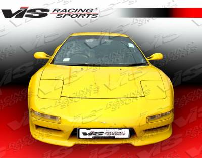 VIS Racing. - Acura NSX VIS Racing GT Widebody Front Bumper - 91ACNSX2DGTWB-001