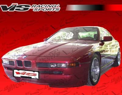 VIS Racing - BMW 8 Series VIS Racing A Tech Front Lip - 91BME312DATH-011
