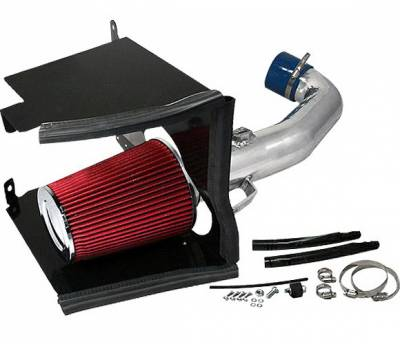 4 Car Option - Nissan Titan 4 Car Option Cold Air Intake - AFS-NS0410