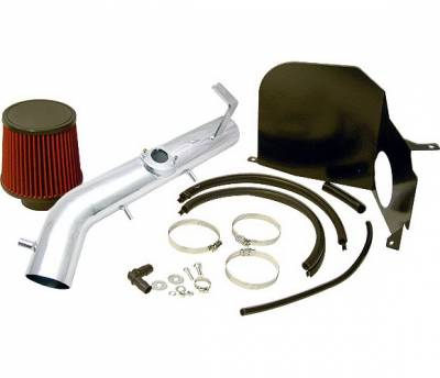 4 Car Option - Toyota 4Runner 4 Car Option Cold Air Intake - AFS-TY400