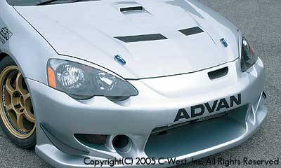 C-West - Zenki N1 Front Bumper