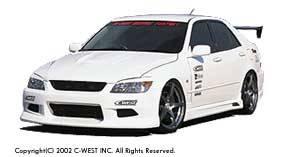 C-West - N1 Front Bumper