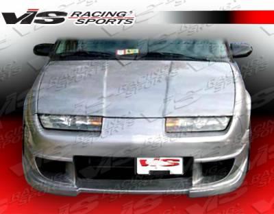 VIS Racing - Saturn SL VIS Racing Blaze Front Bumper - 91SASL4DBD-001
