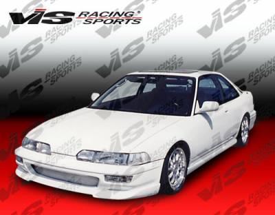 VIS Racing - Acura Integra VIS Racing Techno R Front Lip - 92ACINT2DTNR-011