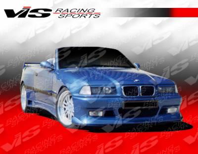VIS Racing - BMW 3 Series VIS Racing Max Front Bumper - 92BME362DMAX-001