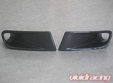 Chargespeed - Honda S2000 Chargespeed Brake Duct for OEM Front Bumper