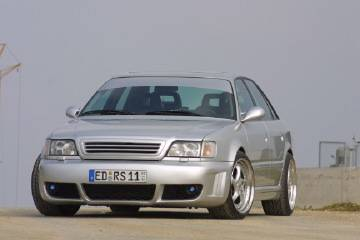 Custom - S Front Bumper